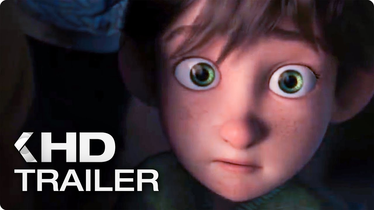 how to train your dragon 3 trailer 2019