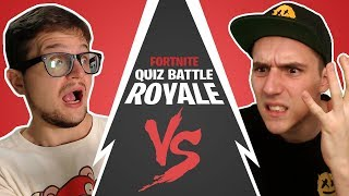 Fixx GEGEN StanPlay | Fortnite Quiz Battle Royale #01