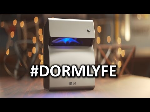 Top 5 Awesome Dorm Room Tech