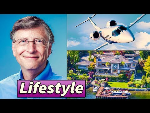 Bill Gates luxurious Lifestyle and Biography