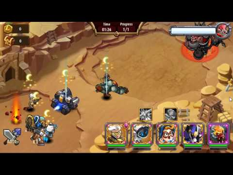 Magic Rush: Heroes. Subterra. Rek lvl 10 (X).