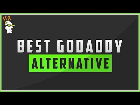 Best GoDaddy Alternative For 2017?
