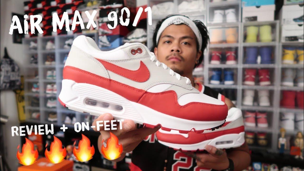 Nike Air Max ReviewOn Feet 901 f76YbymgvI