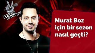 Murat Boz için bir sezon nasıl geçti 33 Bölüm O Ses Türkiye 2018