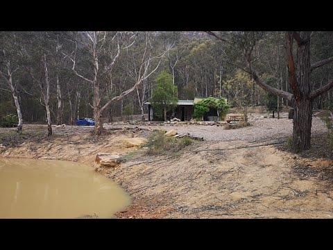 Potters Cottage Blue Mountains Australia Eco Retreat Cabin Holiday Home
