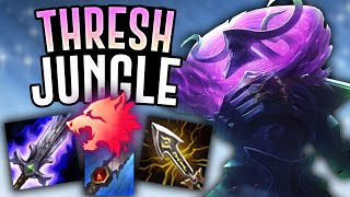 IS THRESH JUNGLE REALLY GOOD?! - Off Meta Monday - League of Legends
