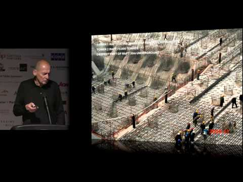 CTBUH 12th Annual Awards - Rem Koolhaas,