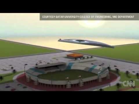 Artificial Cloud Planned for 2022 World Cup (Qatar 2022)