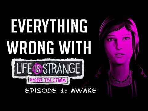 GamingSins: Everything Wrong with Life is Strange Before the Storm - Episode 1: Awake thumbnail