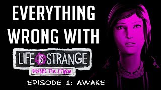 GamingSins: Everything Wrong with Life is Strange Before the Storm - Episode 1: Awake