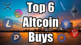 Top 6 Altcoins Set To Explode ???? in 2020 ????