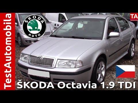 ŠKODA Octavia Mk1 - 1.9 TDI - TEST polovnjaka
