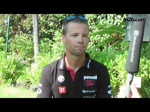IRONMAN HAWAII 2016: Stefan Schmid im Prerace-Interview