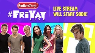 #FriYAYLive with Alex Lange, Before You Exit, the Bizaardvark cast and Sammy Jaye (Ep 7) thumbnail