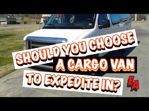 CAN YOU MAKE MONEY HAULING FREIGHT IN A CARGO VAN?