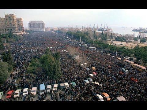 The Black January of Azerbaijan & Collapse of the Soviet Union