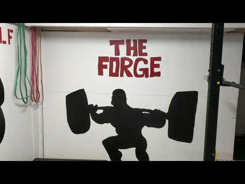 Garage Gym Project – Complete!