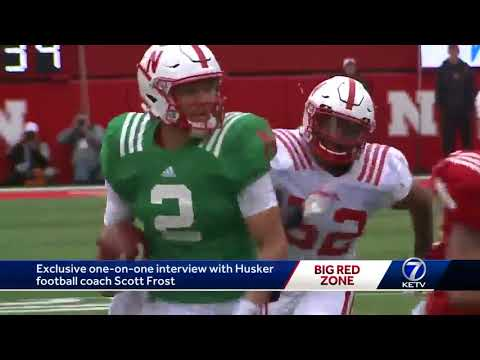 One-on-one interview: Scott Frost