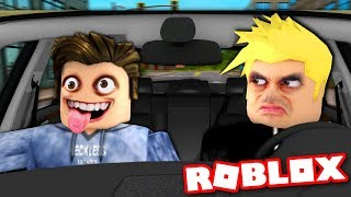 I annoyed ROBLOX drivers until they started SCREAMING!!