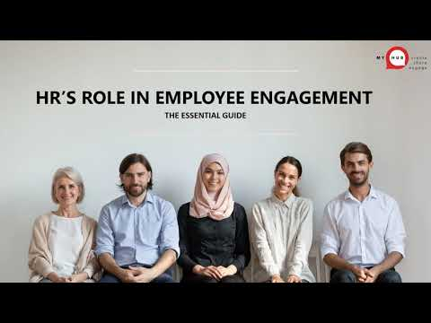 HR's Role In Employee Engagement