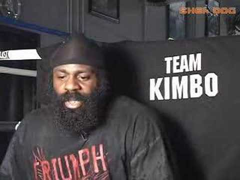 Inside the Mind of 'Kimbo Slice'