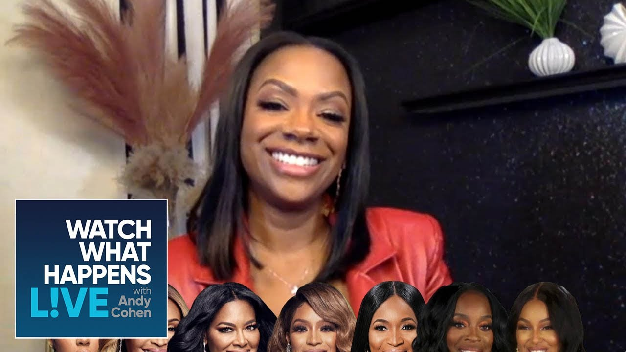 What Would Kandi Burruss Demand from the RHOA Wives? | WWHL