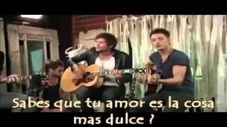 Hero/Heroine (Live Acoustic From The Ustream) - Boys Like Girls (Subtitulado al Español)