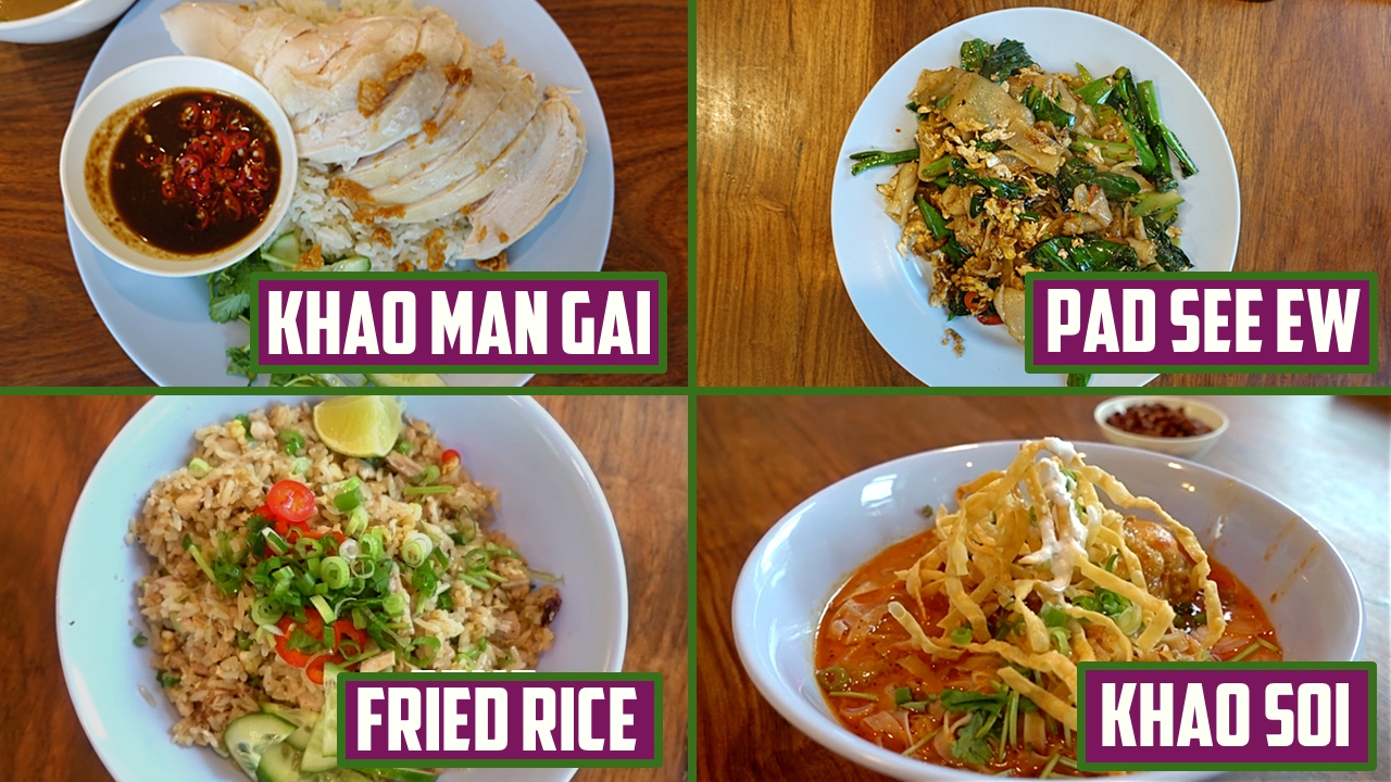 4 one plate thai dishes youll love feat chicken youtube forumfinder Images