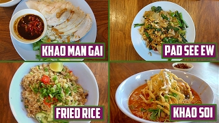 4 One Plate Thai Dishes You'll Love
