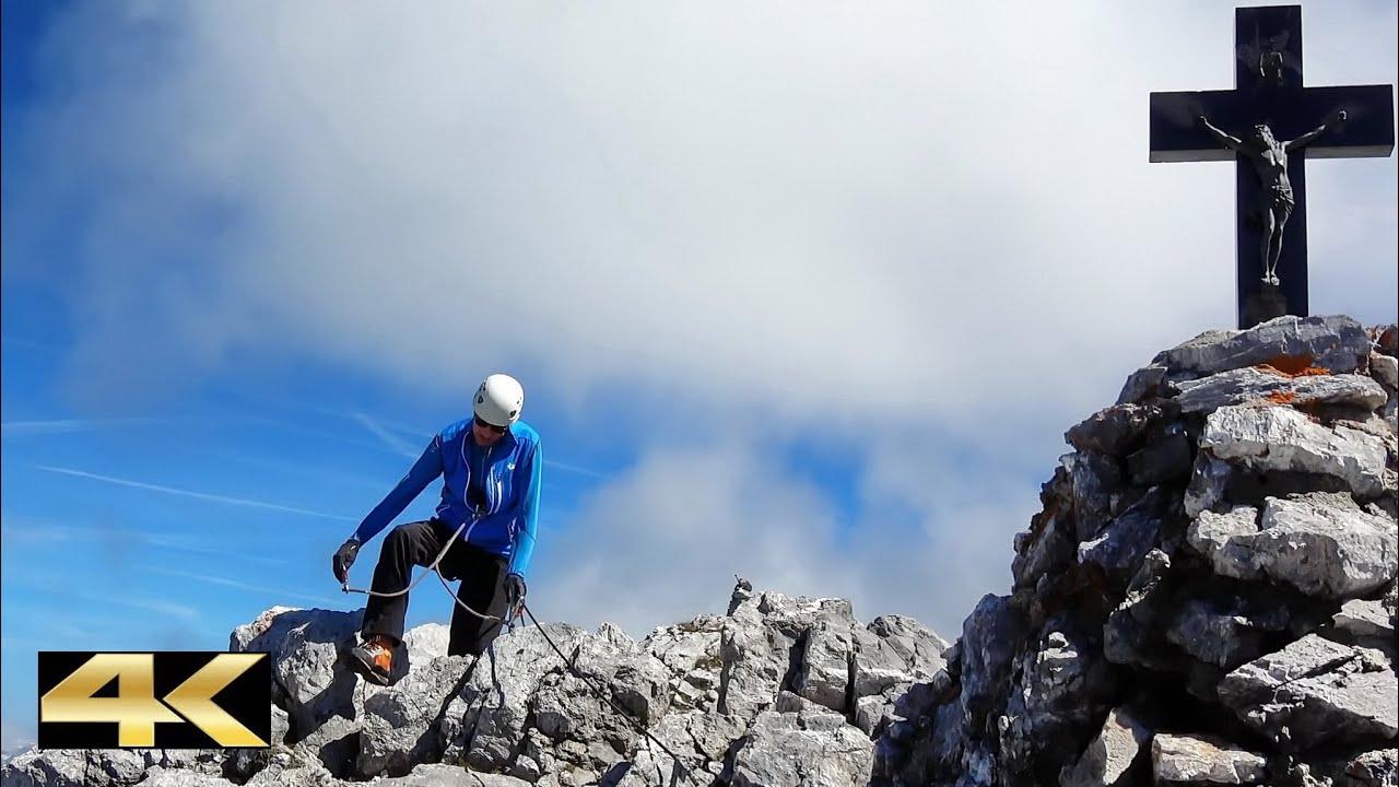 Klettersteig Jochpass : Graustock m klettersteig youtube