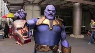 Avengers: Infinity War Cosplay Trailer