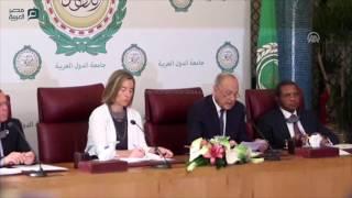 مصر العربية   في أول مشاركة أوروبية..رباعية ليبيا ترفض أي تدخل عسكري أجنبي في ليبيا