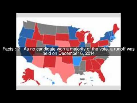 United States Senate election in Louisiana, 2014 Top  #7 Facts