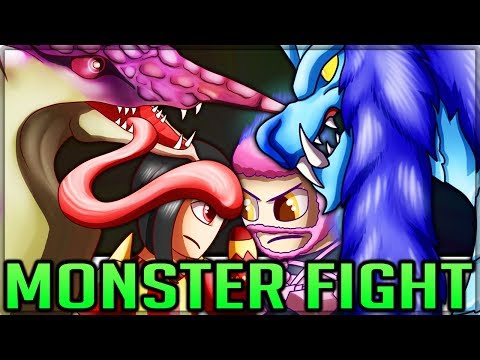 THE GREATEST BATTLE - Pro VS Noob - ULTIMATE TURF WAR - Monster Hunter World! (Lore/Discussion/Fun) thumbnail