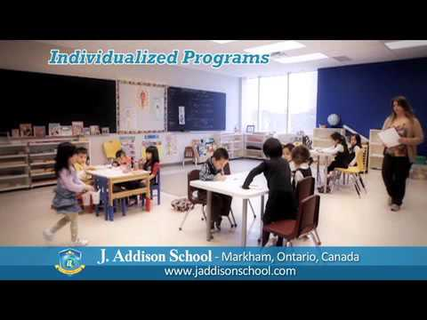 J Addison School