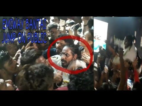 Emiway Bantai Jump On The Crowd Machayenge Song
