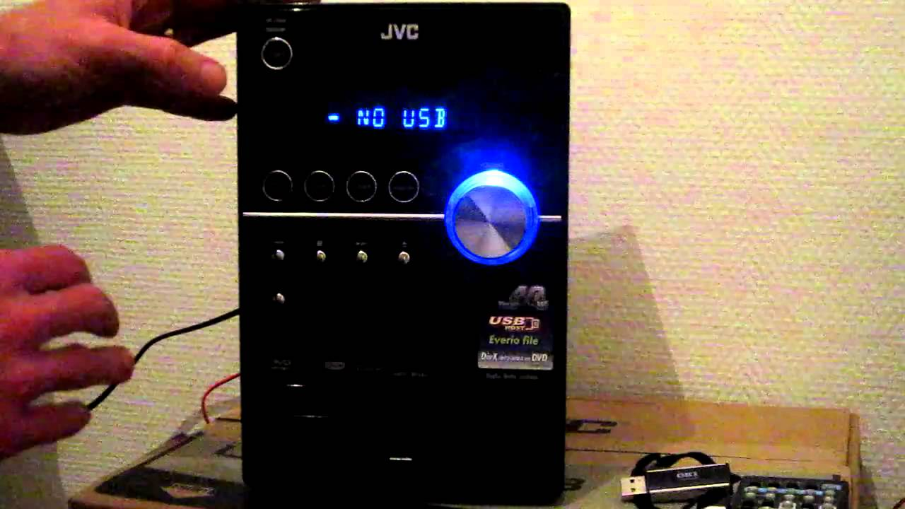 micro chaine hifi jvc uxsg lelabohightech youtube. Black Bedroom Furniture Sets. Home Design Ideas
