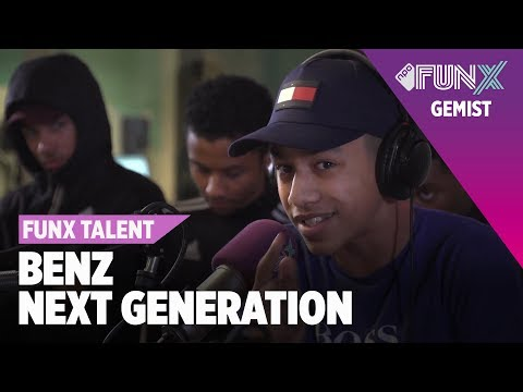 Sevn Alias, Lil Kleine & Boef - Patsergedrag (Benz remix) | FunX Talent Next Generation | Finale