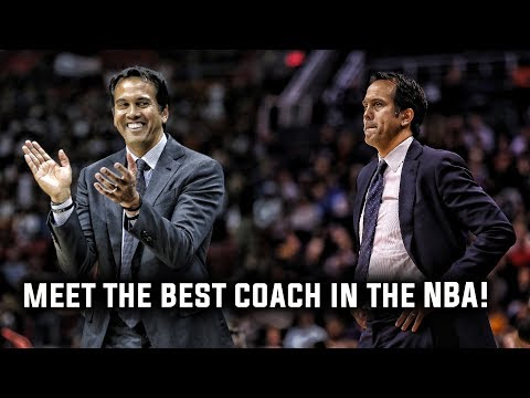 Why Erik Spoelstra is the Best Coach in the NBA Right Now!