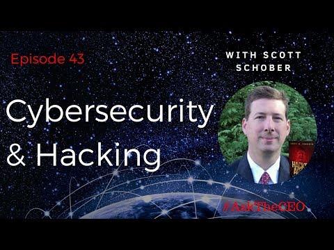 #AskTheCEO Episode 43 With Scott Schober