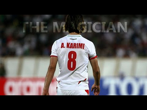 THE VERY BEST OF ALI KARIMI ● THE MAGICIAN ► علی کریمی ||HQ||