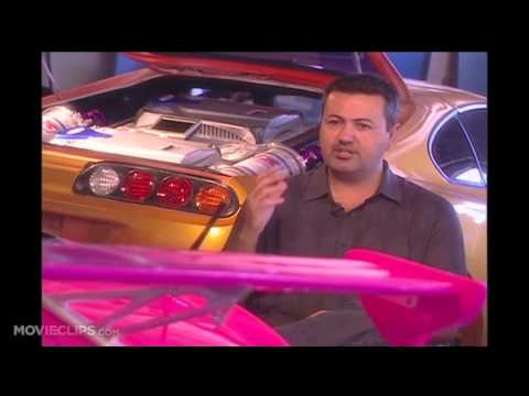 2 Fast 2 Furious Official Behind The Scenes   Car Selection 2003 HD