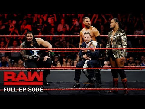 WWE RAW Full Episode - 25 September 2017