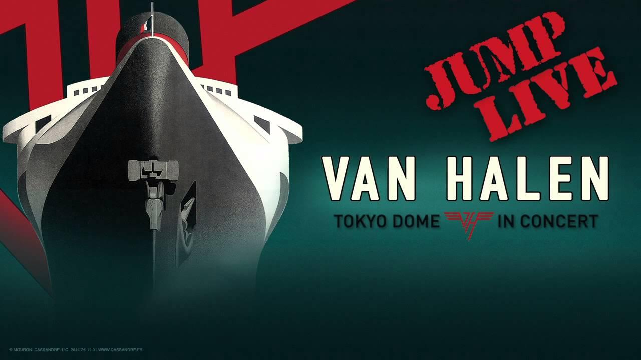 Van Halen Jump Live Official Audio Youtube