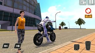 Furious City Moto Bike Racer 4 - Motorbike Driving - Android Gameplay FHD