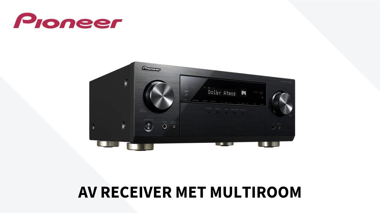 AV Receiver met Multiroom | VSX-932 van Pioneer - YouTube