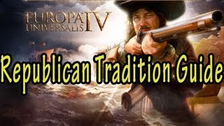 Europa Universalis IV Republican Tradition Guide