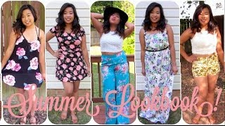 Summer Lookbook! Thumbnail