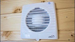 видео Вытяжная вентиляция в деревянном доме
