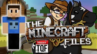 The Minecraft Files - #326 TQF - SPECIAL GUEST + THE EPIC EPISODE PART 2 (HD)